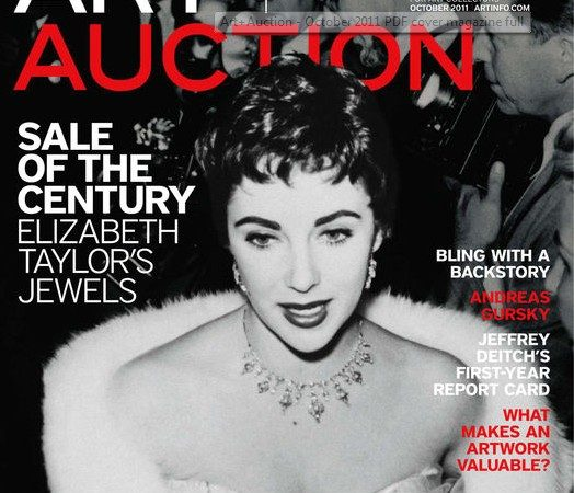 Elizabeth Taylor Estate Jewelry Up For Auction? Envy!