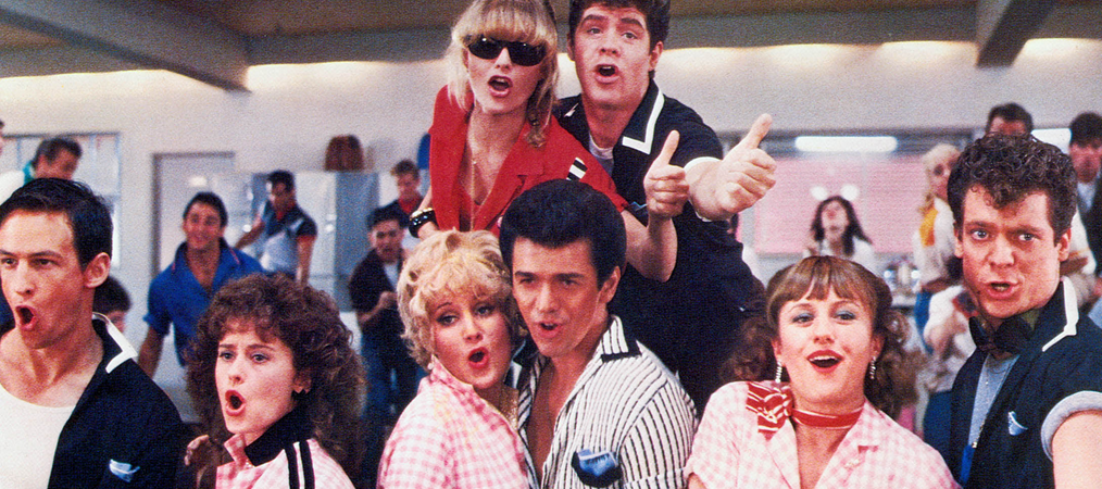 Riffing on Retro: Grease 2