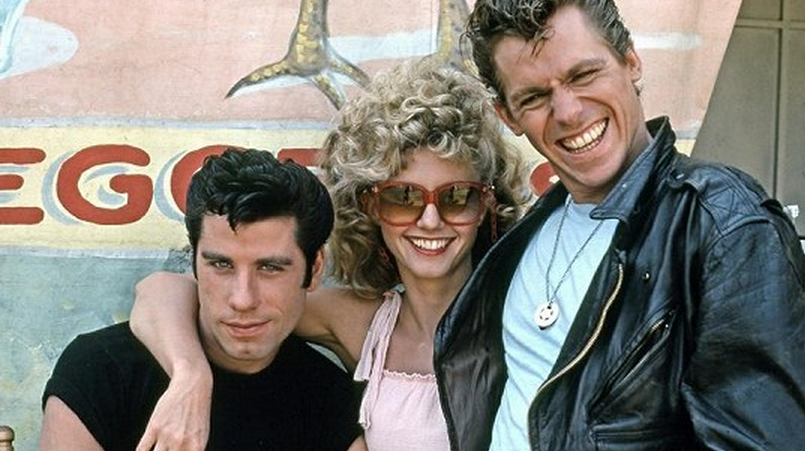 On top of all that, the miracle of Jeff Conaway being hot just the one time.