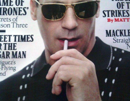 Photos: Don Draper (Jon Hamm) in Rolling Stone Magazine