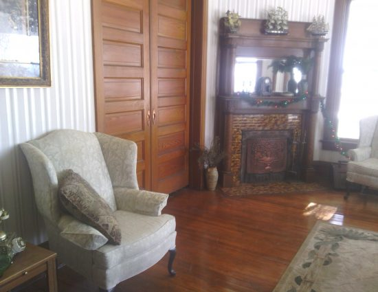 Photos: The Peery House Parlor