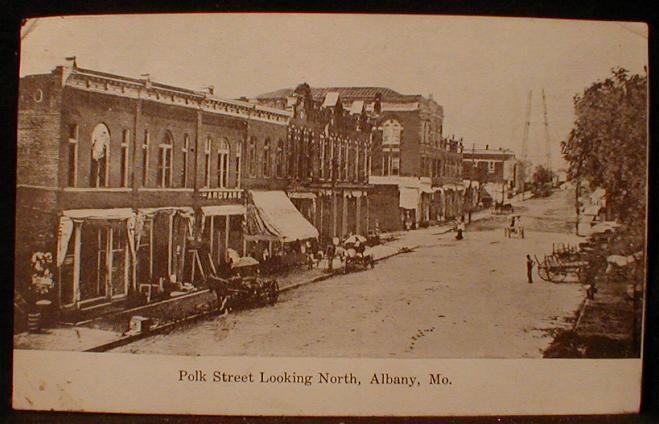 Polke Street in 1912