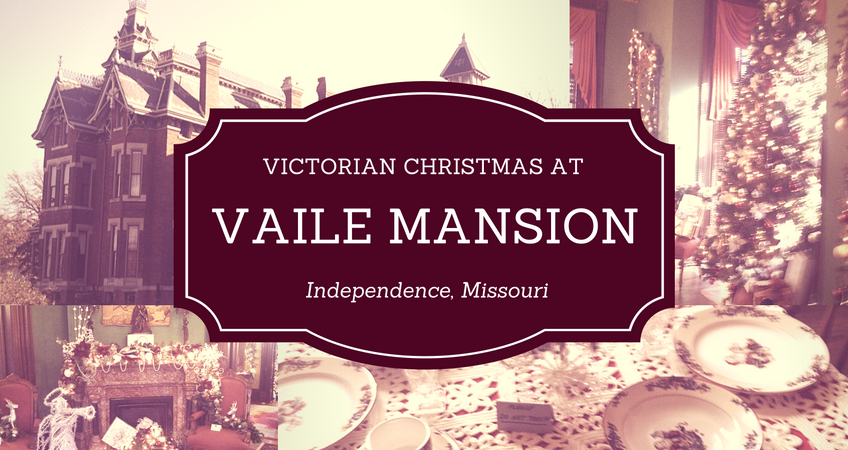 Vintage Victorian Christmas at Vaile Mansion