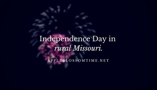 A Vintage Fourth of July in Rural Missouri